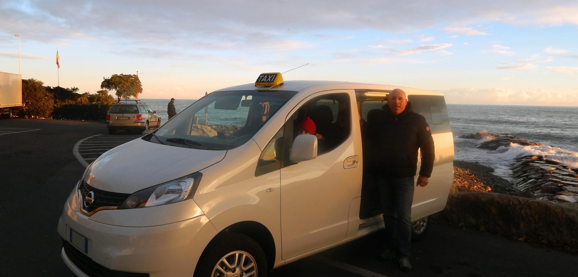 Mauro Taxi Diano Marina Imperia
